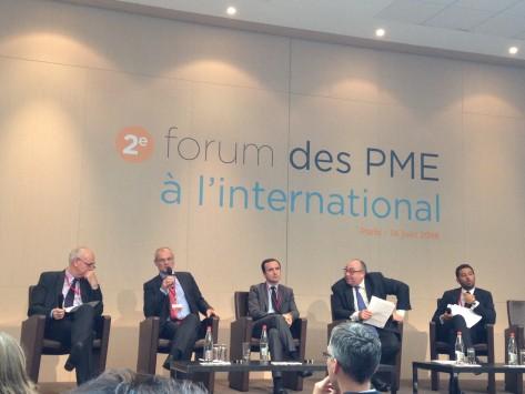 Forum des PME à l'international / Partenariat : le portage inter-entreprises, un outil pour le grand export