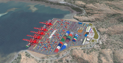 D.R. - Bolloré Transports & Logistics