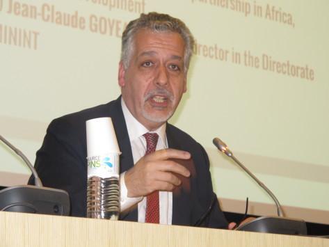 Afrique / Investissements : le partenariat franco-chinois avance, selon F. Barateau