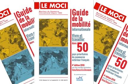Guide de la mobilité internationale – Édition 2016