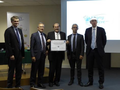 Douanes / International : le premier club OEA inauguré à Caen
