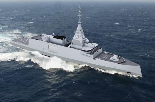 Armement / Naval : DCNS lance sa nouvelle frégate armée pour l'export