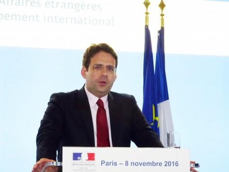 Libre-échange / UE : Matthias Fekl veut une politique commerciale européenne plus efficace