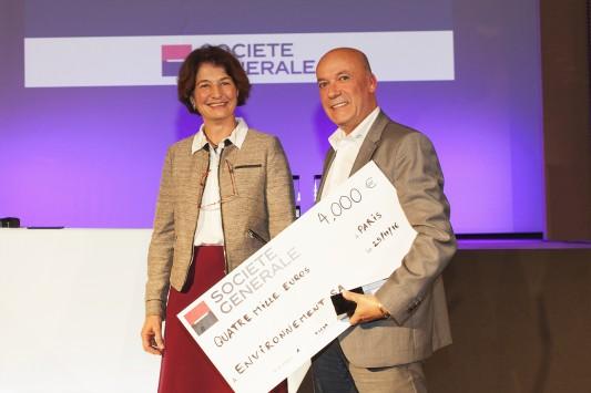 Palmarès MOCI : Environnement SA – Prix Croissance Export 2016