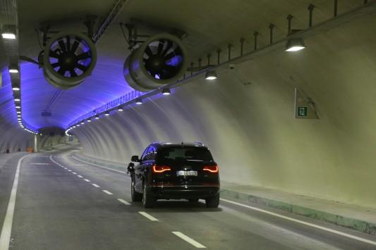 Turquie / Infrastructures routières : Egis inaugure un tunnel routier sous le Bosphore
