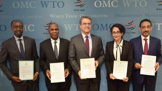 Commerce international / OMC : l'Accord pour la facilitation des échanges enfin en vigueur