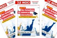 Nouvelle parution Moci : Le Guide 2017 des formations au commerce international