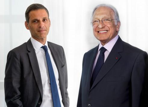 Transport maritime : Rodolphe Saadé au gouvernail de CMA CGM