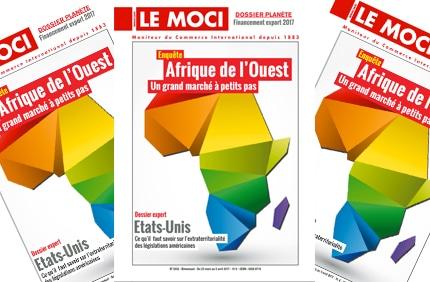 Enquête : Afrique de l'Ouest, un grand marché à petit pas (Le Moci)
