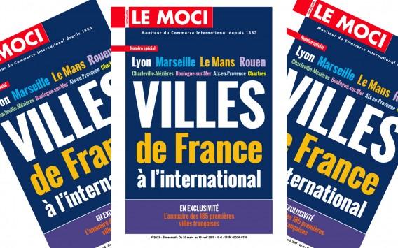 Numéro spécial : Villes de France à l'international (Le Moci)