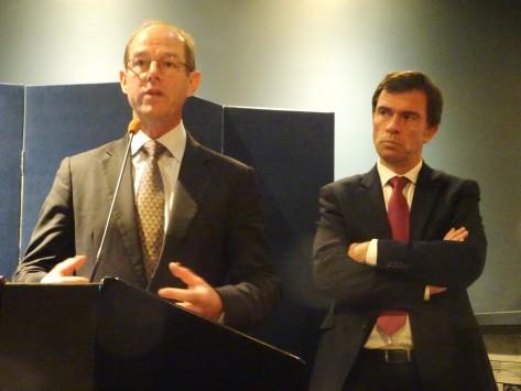 Alan Sichel et Bernard Farges