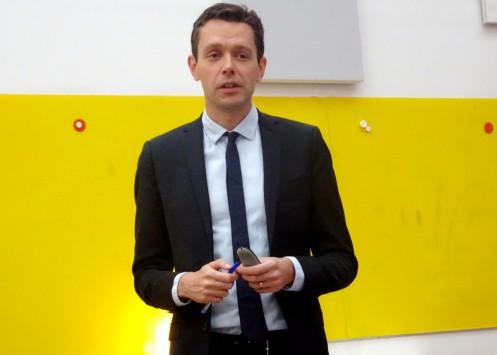 Julien Marcilly chef economiste de Coface