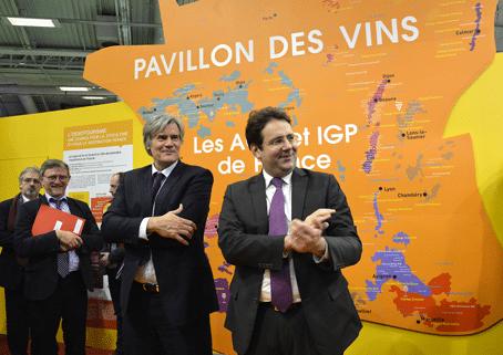 Pascal Xicluna/Min.agri.fr