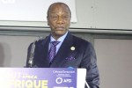 Alpha Condé, président en exercice de l'Union africaine