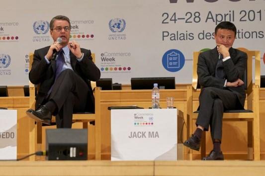 E-commerce / International : le commerce électronique, nouveau thème des stratégies de développement