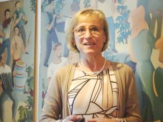 Petra Westphal, directrice de Drinktec