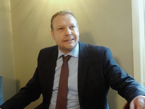 Dietmar Eiden, vice-président à Koelnmesse