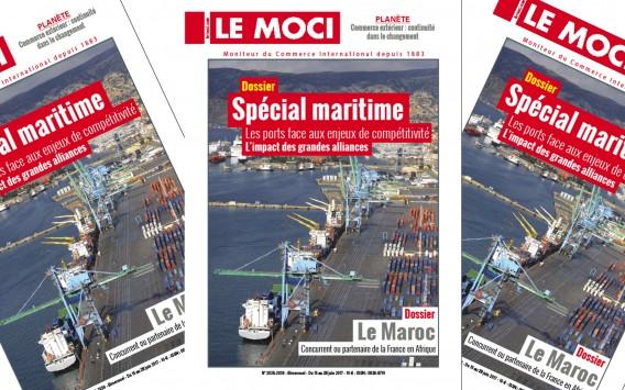 """Dossier """"Spécial maritime"""" (Le Moci)"""
