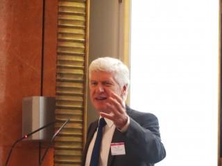 Arnaud Vaissié, président de CCI France International