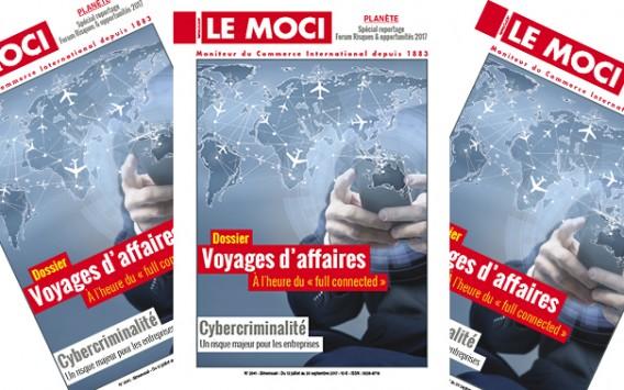Dossier Voyage d'affaires – À l'heure du « full connected » (Le Moci)