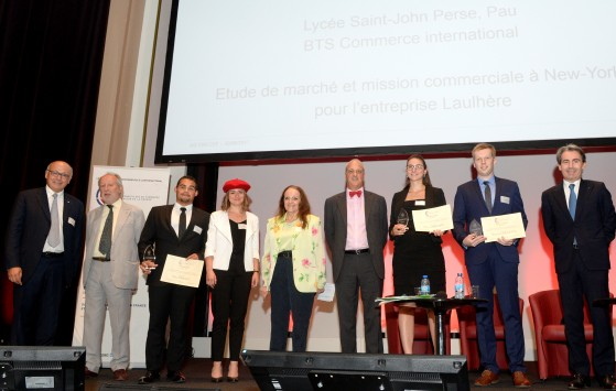 Formation / Export : le Grand prix de l'international 2017 des CCE récompense 4 étudiants