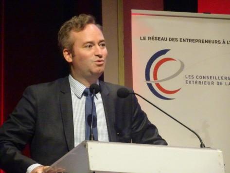 Commerce extérieur : J.-B. Lemoyne soigne ses relations avec les CCEF
