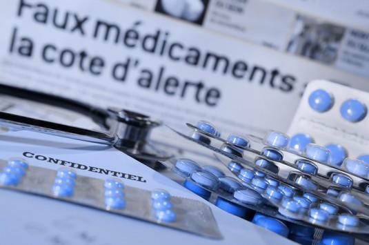 Contrefaçon / Commerce : le trafic de médicaments contrefaits, un fléau mondial qui ne faiblit pas