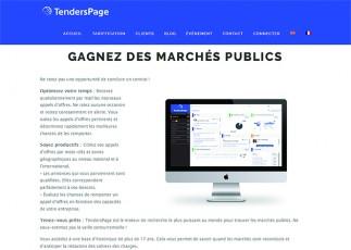 TendersPage - Good idea