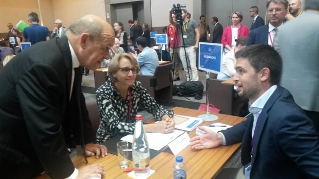 Commerce extérieur / Aides : J-Y Le Drian relance le chantier des «guichets uniques» de l'export