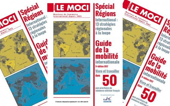 Nouvelle parution : Guide de la mobilité internationale, 5e édition 2017 (LE MOCI)