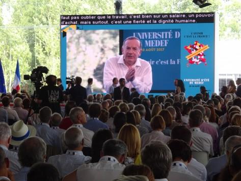 Export / Universités d'été du Medef : à la recherche d'une France «pleinement intégrée au monde»