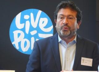 Hervé Gérard-Biard, vice-président d'Axema