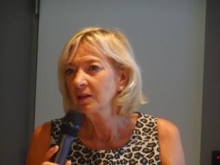 Marie-Odile Fondeur, directrice générale d'Eurpain