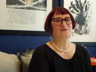 Nicolette Neumann, directrice générale adjointe de Messe Frankfurt