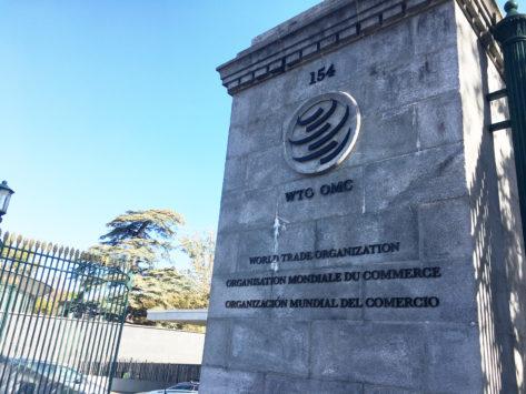 Réforme de l'OMC : États-Unis, Japon et UE unis sur les dossiers qui fâchent