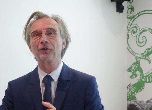 Yves Dubief, président de l'UIT