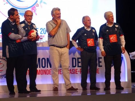 Mondial CCE : l'Equipe de France de l'export en attente des instructions du « coach »