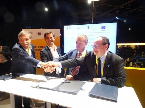 Innovation / Financement : Bpifrance et le FEI renforcent le partenariat pour les PME et ETI