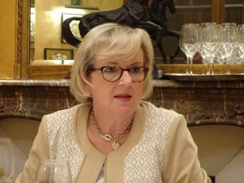 Eva Olbrich, directrice des salons Christmasworld et Floradecora