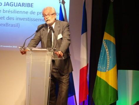 R. Jaguaribe (Apex-Brasil) : « C'est mûr pour un accord UE-Mercosur »