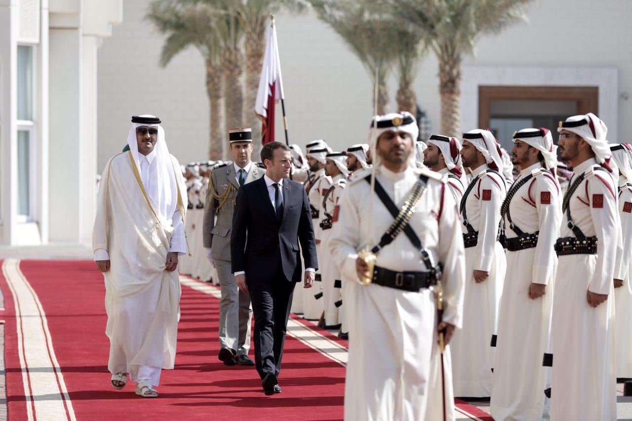 Qatar / France : les contrats signés pendant la visite d'Emmanuel Macron à  Doha - Le Moci