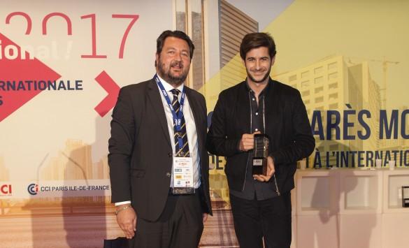 Palmarès MOCI 2017 : Meilleure Com' à l'export de l'année, Le Slip Français
