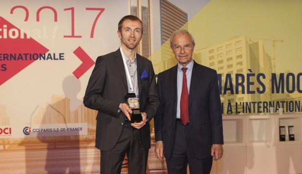 Palmarès MOCI 2017 : Interlude, Exportateur francilien de l'année