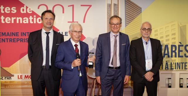 Palmarès MOCI 2017 : Technogenia, Entreprise exportatrice de l'année