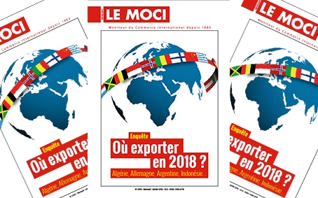 Enquête : Où exporter en 2018 ? Algérie, Allemagne, Argentine, Indonésie…