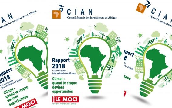 Rapport CIAN 2018 – Les entreprises internationales en Afrique (Le Moci)