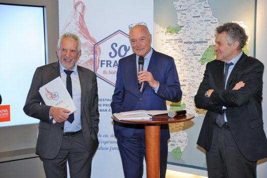 """Agroalimentaire / Export : la Nouvelle-Aquitaine lance son concept """"SO France"""" à Singapour"""