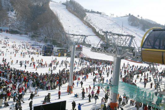 Sport  / Export : Japon, Corée, Chine, nouveaux eldorados du ski en Asie