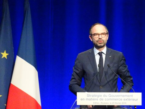 Commerce extérieur : E. Philippe lance une nouvelle stratégie pour doper l'export