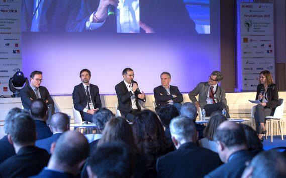 Forum Afrique Moci / Cian 2018 : risques et opportunités de la lutte contre le réchauffement climatique